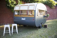 wedding themed caravan - Google Search
