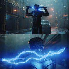 Robin Superhero, Superhero Tv Shows, Gotham Tv, Batman And Superman, Batman Robin, Batman Comic Art, Batman Comics, Titans Tv Series, Nightwing Cosplay