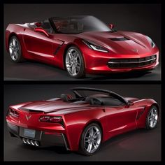 Chevrolet Stingray C7