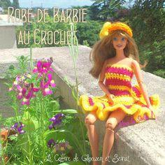 Robe de barbie au crochet : C'est parti pour la salsa!