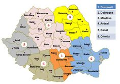 1 Decembrie, Crafts For Kids, Map, Romania, Geography, Crafts For Children, Kids Arts And Crafts, Location Map, Maps