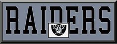 Oakland Raiders Team Name Are Mat Cut Out Letters With Team Color Double Matting & Team Logo Under-Awesome & Beautiful Large Picture-All Teams Available-Please Go Through Description & Mention In Gift Message If Need A different Team Art and More, Davenport, IA http://www.amazon.com/dp/B00LJOF3MG/ref=cm_sw_r_pi_dp_QjFDub1S9F713