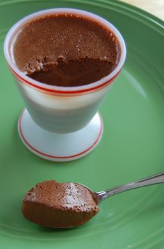 Chocolate Pots of Creme