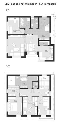 Die 2299 Besten Bilder Von Grundrisse In 2019 Floor Plans Home