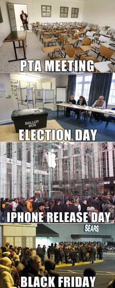 This Is Where Consumerism Is Leading Society. And what's laughable, is that the iPhone is popular only because of the brand, not because of price or quality. I have happily never owned an Apple product and I doubt I ever will. I build my computers myself for the most part.