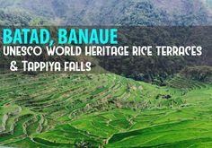 Rice terraces? Nothing beats the beauty of Batad.
