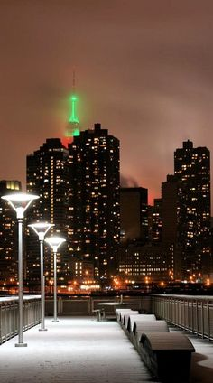✯ December in New York