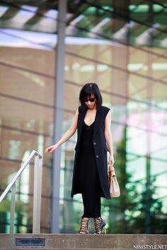 Nini Nguyen JET Vest | Nini's Style