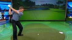 Michael Breed, host of 'The Golf Fix', shares a tip for driving it straight on the hole at TPC Sawgrass. Cheap Golf Clubs, Golf Gps Watch, Golf Apps, Golf Pride Grips, Golf Simulators, Public Golf Courses, Golf Channel, Golf Tips For Beginners, Golf Lessons