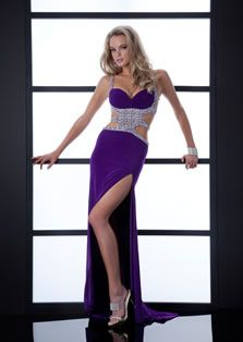 cheap haircuts for prom ideas 2k14 on purple prom dresses prom 3625