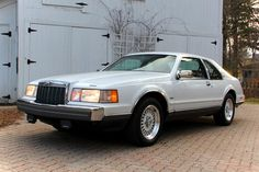 1992 Lincoln Mark Series Mark VII LSC
