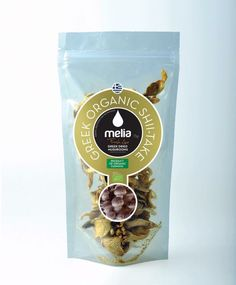 Melia Freshline Organic (BIO) dried Shii-take (Lentinus Edodus). > Exotic, smoky and strong taste. > Globally acknowledged for their health-promoting properties, shii-take explodes the flavor in the foods. Shiitakes are earthy and fragrant with a flavour that is both sweet and savoury. They can be added to soups, pasta, casseroles, stew, stir fries and sauces.