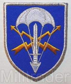 Germany German Special Forces Company Command Patch