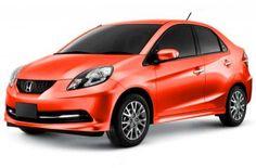 SEGREDO:  Honda prepara versão sedã do Brio para o Brasil