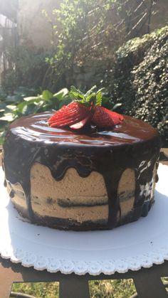 Coffee Mascarpone Cake