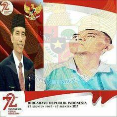 """Turut memeriahkan kemerdekaan Republik Indonesia 72th """"17-08-2017"""""""