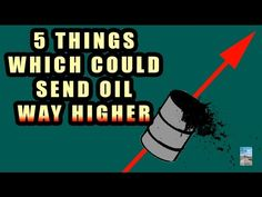 5 Things That Could Send Oil WAY HIGHER! Massive Global Turmoil