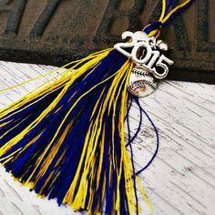 Mini Graduation Tassel