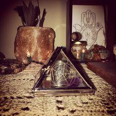 Mandala ring ✨ altar