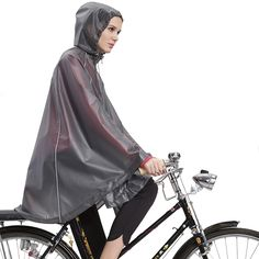 The Octavia cape is made from our All Weather Shell, a fabric with a unique translucent appearance and a host of technical functions.  The fabric is lightweight, breathable, has four-way stretch and offers exceptional protection from wind and rain. The cape features a waterproof half-zip front closure with Ligne 8 logo zipper pull and adjustable drawstring hood. The cape is proportioned to elegantly drape the body and keep your arms and legs covered when on the bike. Front welts serve as…