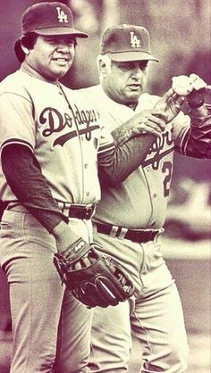 LA Dodgers - Who Remembers these handsome fellows?