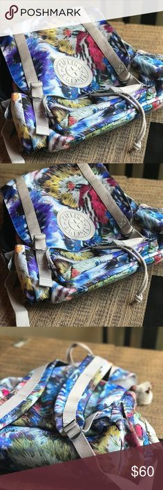 Kipling Backpack - Smokefree Household -   Kipling Backpack - Brand New, No Tags!  Never Used!  Perfect for everyday use! Kipling Bags Backpacks