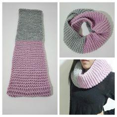Cuello el lana EBEN-EZER. 👰👍👌💆✍
