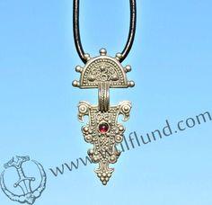 Early Medieval Saxon Viking Franks Frankish Silver Jewels Jewelry