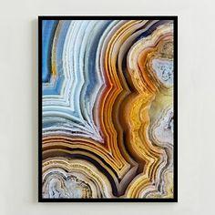 Framed Print - Abundant Hue II by Darrell Gulin #westelm