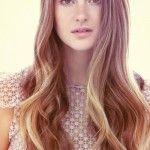 Uzun Saçlar İçin Dalgalı Saç Modelleri