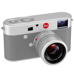 Leica camera by Jonathan Ive and Marc NewsonThe exclusive design will be auctioned on November 23 along with 40 other limited edition items to raise money for Aids charity, Red. It is expected to reach up to $750,000.