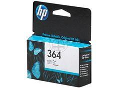 cool HP - Hewlett Packard PhotoSmart D 5460 (364 / CB 317 EE) - original - Inkcartridge black - 130 Pages - 3ml