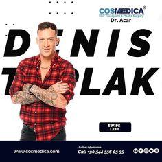 COSMEDICA Dr. Acar (@cosmedicaclinic) • Instagram-foto's en -video's Hair Transplant Results, Plastic Surgery, Men Casual, Mens Tops, Instagram