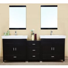 Bellaterra Home 203107-D Bathroom Vanity