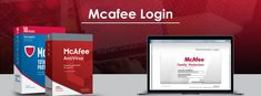 Mcafee Login - Having difficulty logging in to your McAfee My Account? Learn Complete method how to login to your mcafee account.