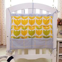different styles and patterns available! Hanging Crib, Hanging Storage, Bed Storage, Baby Bedding Sets, Crib Bedding, Printed Bags, Printed Cotton, Cribs, Agate