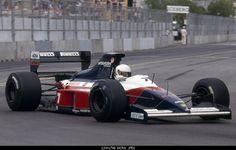 1991 GP USA (Martin Brundle) Brabham BT59Y - Yamaha