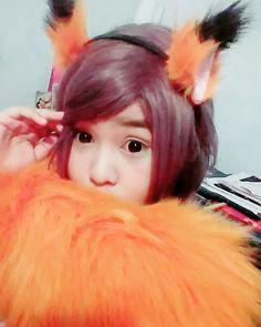 moee moee kyun >\\< #cool #zootopia #nick #fox #likeforlike #indonesia #cosplayer #cosplays #cosplayworld #cosplaymakeup #moe #kawaii #lalala