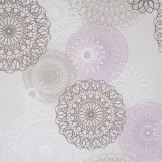 TAPETTI BN LEF 48912 KUITU/ VIN 10,05 M - Tapetit - K-rauta Pattern Paper, Print Patterns, Crochet Necklace, Decorative Plates, Colours, Home Decor, Walls, Van, Wallpapers