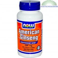 Američki ginseng 500 mg 100 kapsula