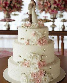 Ideas de decoración de tortas de bodas con diferentes estilos | Ideas imágenes
