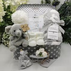 BESTSELLING Baby Gift Hampers, Bumbles And Boo, Luxury Baby Gifts – Bumblesandboo Girl Gift Baskets, Baby Gift Hampers, Baby Shower Gift Basket, Baby Hamper, Baby Gift Box, Baby Shower Presents, Baby Shower Gifts, Unisex Baby Gifts, Baby Girl Gifts