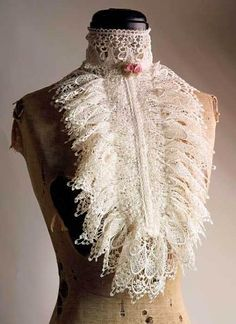 Lace Collar Victorian Trading Co