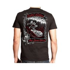 Lucky 13 shirt boneyard surfing skeleton rockabilly psychobilly zombie S-4XL  #Lucky13 #GraphicTee #tshirt #shirt #rockabilly #hotrod #psychobilly #fashion #tattoo #motorcycle #biker #kustomkulture #punk #goth #rockandroll