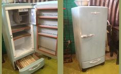 What to do with an old fridge....hint, hint!