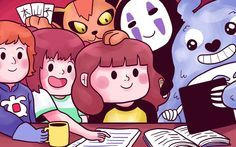 THE GHIBLI DICTIONARY: LEARNING JAPANESE FROM GHIBLI FILMS If you want to study Japanese using the best anime ever made, look no further.