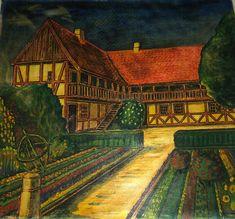 Vincent Van Gogh, Art Drawings, Places To Visit, Illustration Art, Fine Art, Painting, Toys, Fashion, Impressionism