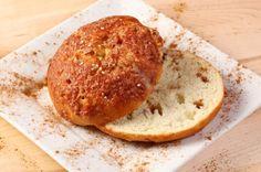 Panera Recipes -- Plain Bagel, Cinnamon Crunch Bagel, Cinnamon Rolls, Asiago Bagels, Everything Bagel, Almond Bear Claws, Pumpkin Pecan Braid, and Blueberry Bagel