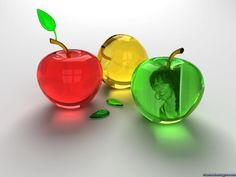 Glass Apples In Red Yellow Green Wall Clock 15 by - Apple Desktop - Ideas of Apple Desktop - N. Glass Apples In Red Yellow Green Wall Clock 15 by Hd Wallpapers 3d, Free Live Wallpapers, Desktop Backgrounds, Wallpaper Gallery, 3d Wallpaper, Windows Wallpaper, Heart Wallpaper, Cartoon Wallpaper, Green Wall Clocks