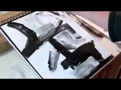 Minute 6:50 chickens as drawing tool!Sketchbook Practice